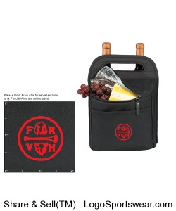 Epicurian Wine and Cheese Kit Design Zoom