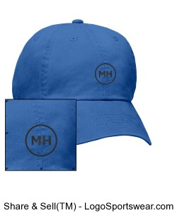 Garment Washed Cap in 13 Colors Design Zoom